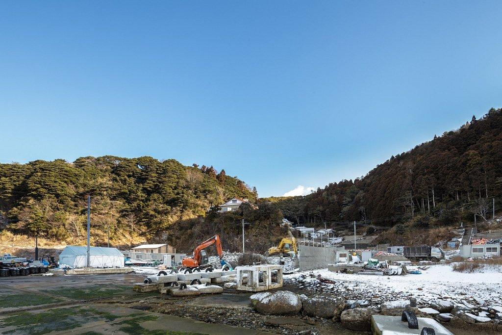 Tsunami rubble