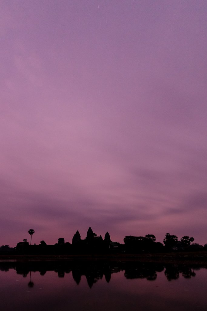 Angkor dawn