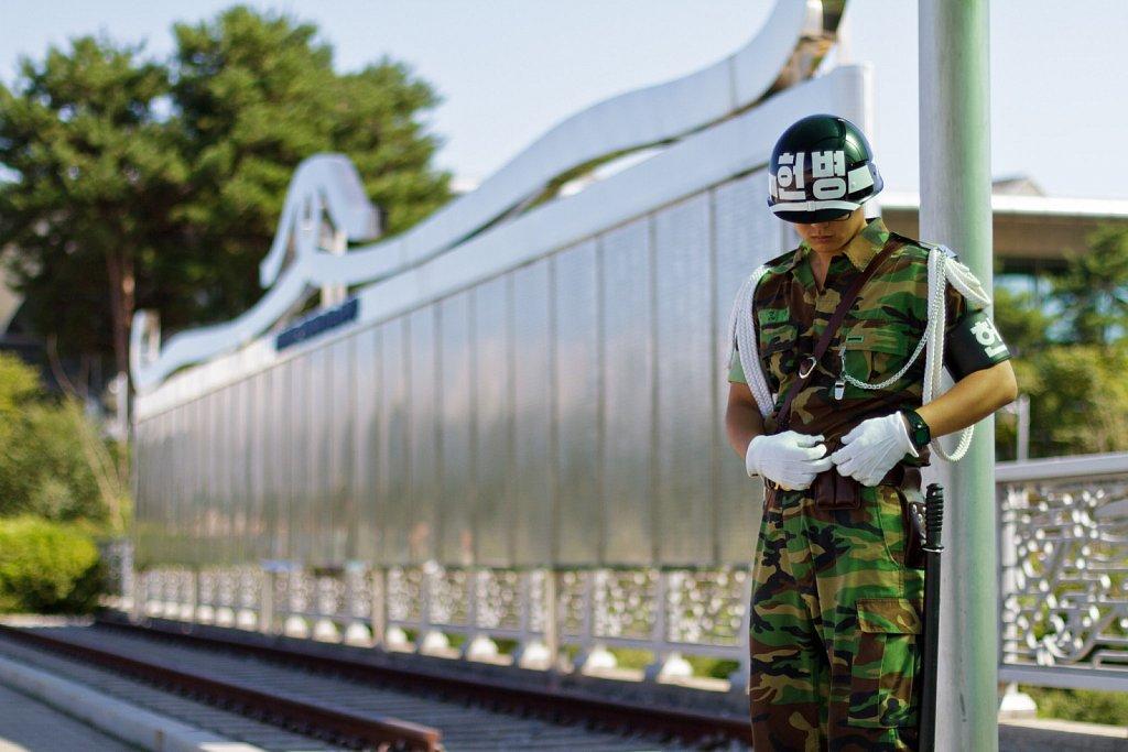 DMZ memorial