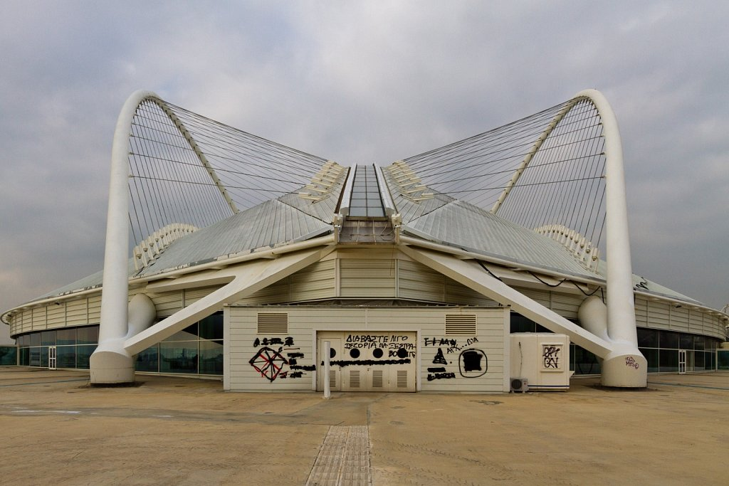 Velodrome, Olympic Sports Complex