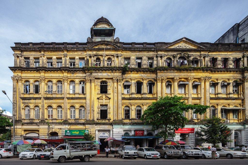 Sofaer's Building