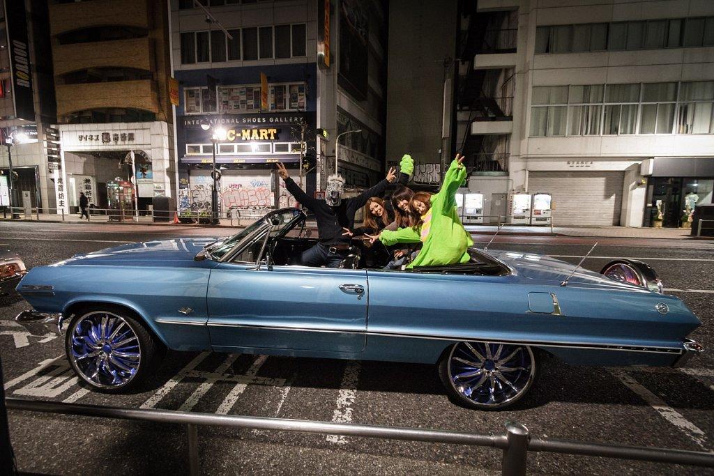 Shibuya Low Rider