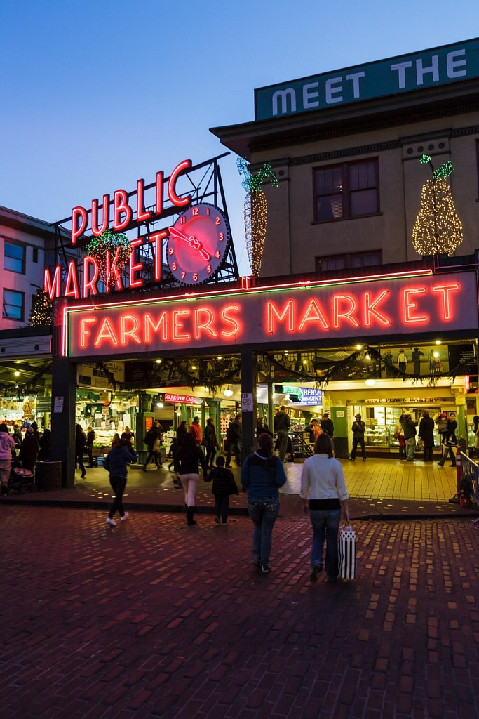 Pike Market Place