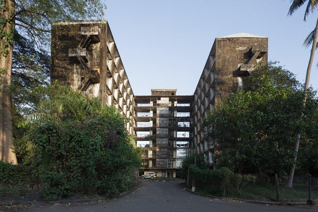 Nat Mauk Dormitory